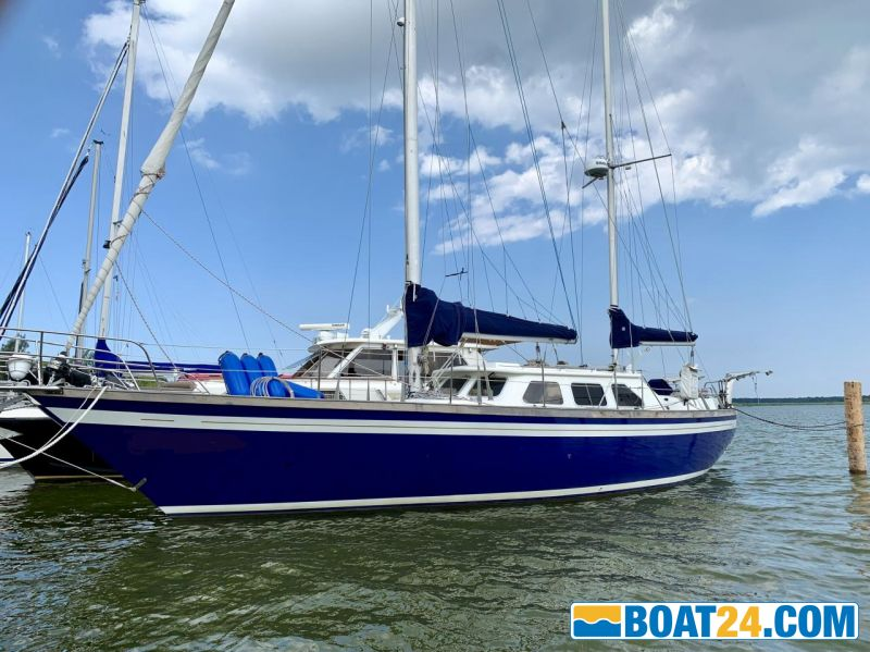 Woolstow Seastream 47 Ketch