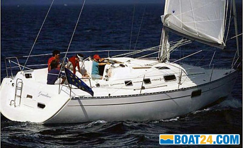 <i>Katalogbild</i><br/><b>Beneteau Oceanis 321 for sale by Boatdeals</b><br/>Boatdeals propose this Oceanis 321 in good conditions based in the south east of France
