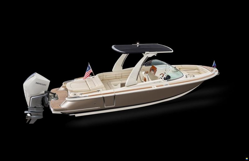 Chris Craft Launch 25 GT Outboard