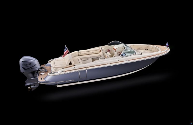 Chris Craft Launch 28 GT Outboard