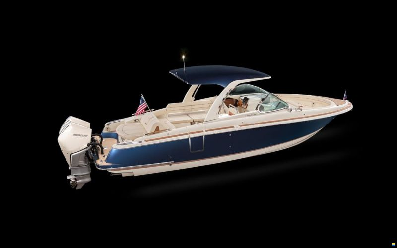 Chris Craft Launch 31 GT Outboard