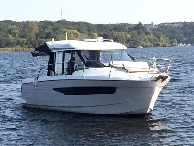Jeanneau Merry Fisher 895 Offshore,
