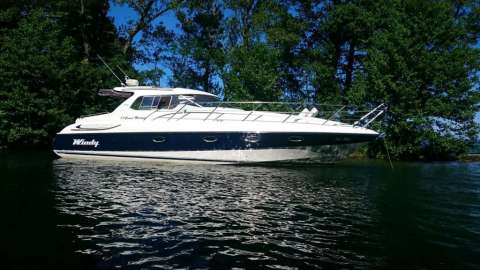 Windy 37 Grand Mistral HT Hardtop