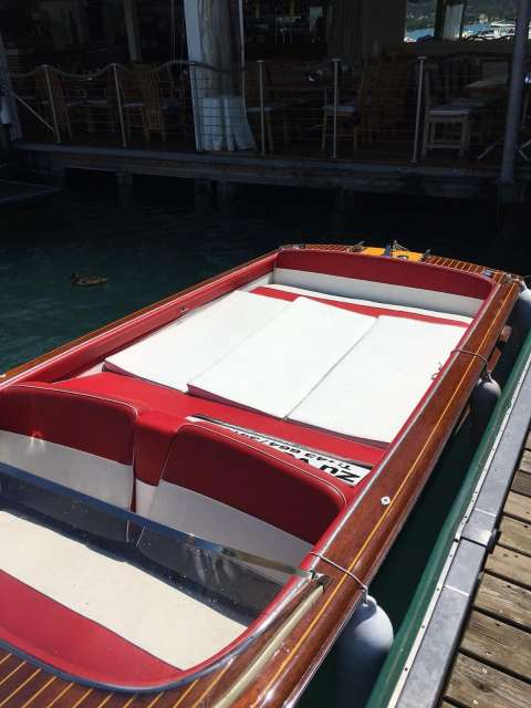CHRIS CRAFT CONTINENTAL ELECTRIC 15 KW