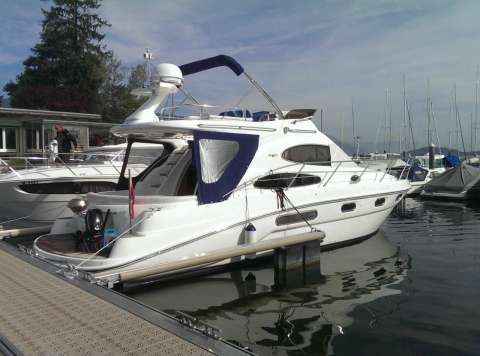 Sealine F37 / Flybridge