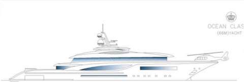 216 ft 66 m Explorer Super Yacht