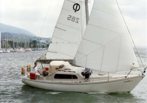 Dehler Optima 85