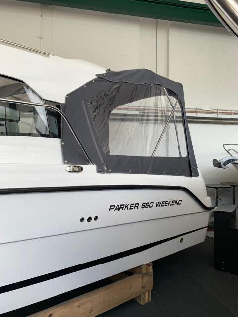 Parker 660 WE Weekend by Inter Yacht West