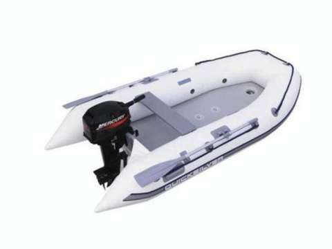 Quicksilver 270 Airdeck