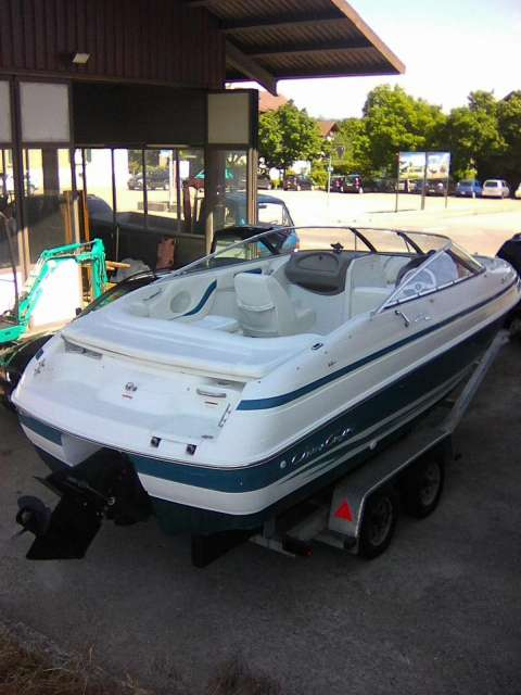 Chris Craft 21 BR