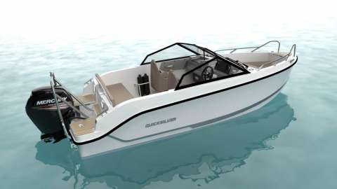 Quicksilver Active 555 Bowrider