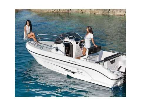 Ranieri International Shadow 19 sundeck