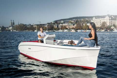 Ganz Boats Shortbreak 5.8