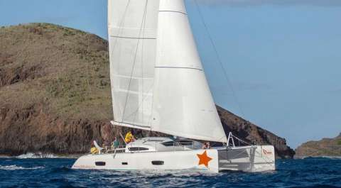 XL Catamarans TS 52.8