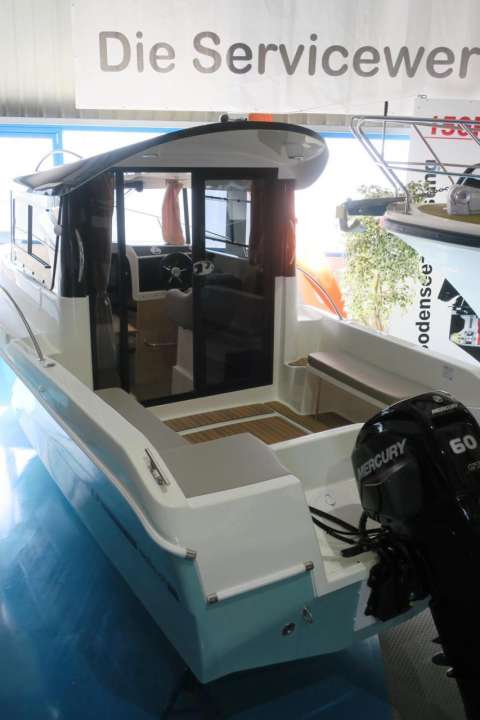 DarekCo TEXAS 610 Pilothouse