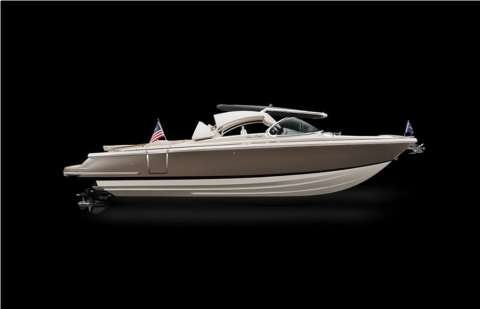 Chris Craft Launch 25 GT