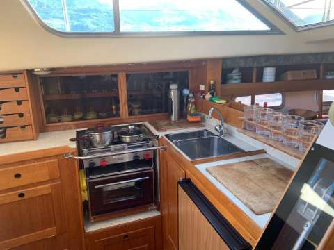 Northshore Yachts Southerly 115