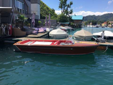 Chris Craft CONTINENTAL ELECTRIC 55 KW