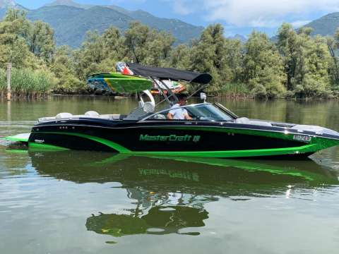 MasterCraft X46 GEN2 Surf System / full options
