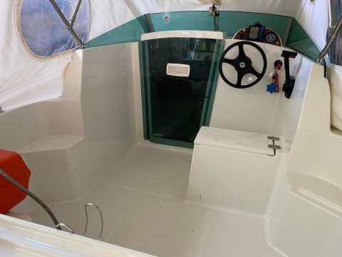 Quicksilver 460 CABIN - MERCURY 40