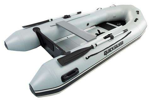 Quicksilver Inflatables 320 Sport & Mercury F8