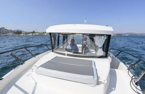 Quicksilver Captur 805 Pilothouse