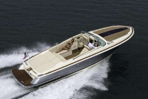 Chris Craft Corsair 34 Heritage Trim Edition