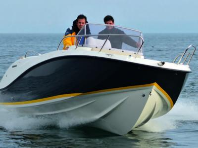 Quicksilver Activ 675 Open Rapport de test