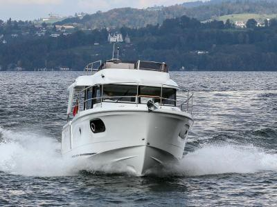 Bénéteau Swift Trawler 30 Rapport de test