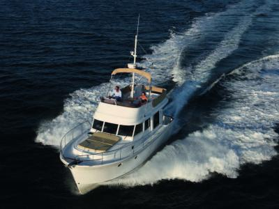 Bénéteau Swift Trawler 34 Rapport de test