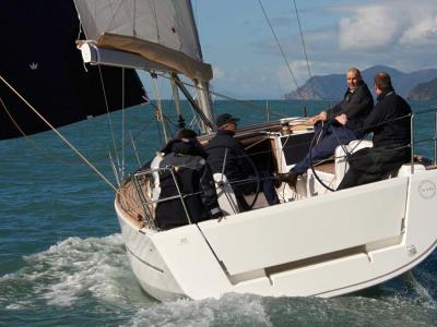 Dufour 310 Grand'Large Rapport de test