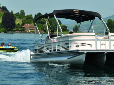 Harris Super Sunliner 240 Rapport de test