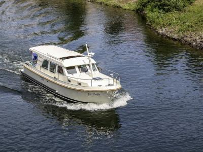 Linssen Grand Sturdy 35.0 Sedan Rapport de test