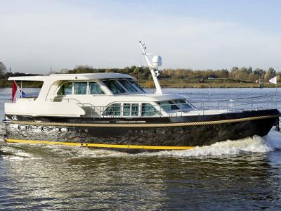 Linssen Grand Sturdy 530 AC Wheelhouse Rapport de test