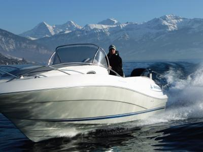 Quicksilver 635 Commander WA Rapport de test