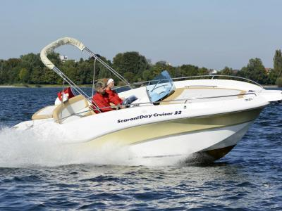 Scarani Day Cruiser 22 Rapport de test