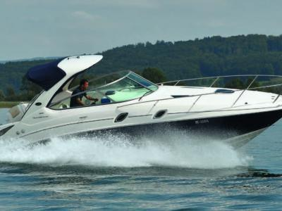 Sea Ray 305 Sundancer Rapport de test