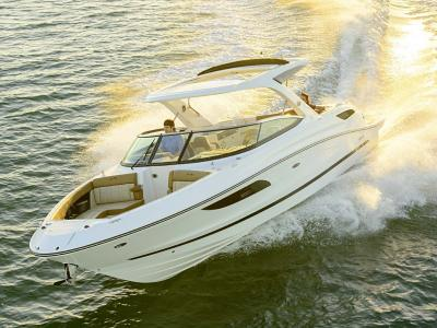 Sea Ray 350 SLX Rapport de test