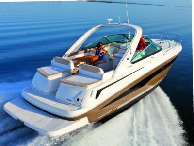 Sea Ray 370 Venture Rapport de test