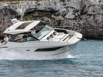 Sea Ray Sundancer 320 Rapport de test