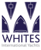Logo af Whites International Yachts (Mallorca)