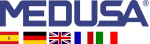 Logo van MEDUSA Europe S.L. Yachtauctioneers & Brokers