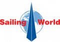 Logo by Sailing World Heiligenhafen (D) & Lemmer (NL)