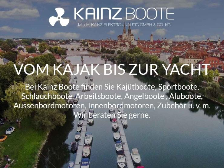 Kainz Boote