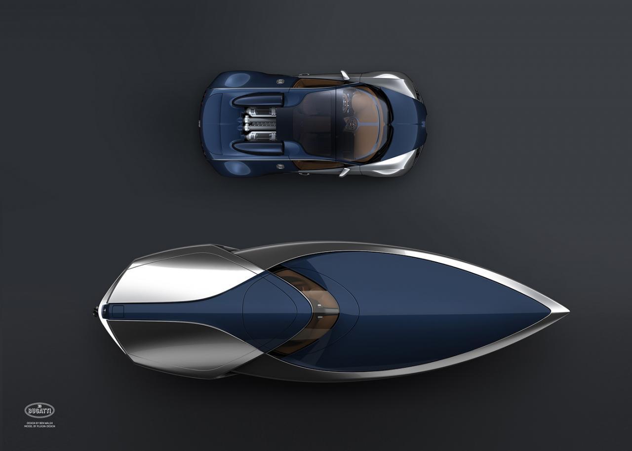 Bugatti Design Project