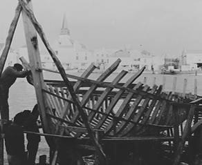 Früh im Regattazirkus: Die ersten Figaro-Boote kamen aus dem Hause Bénéteau