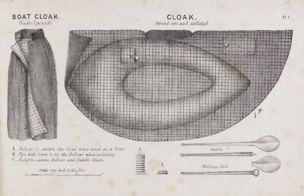 Peter Halkett (1820–85) - National Maritime Museum, London