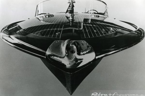 Riva-Runabout-Studie