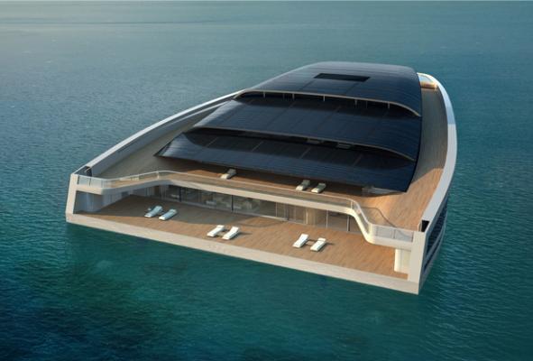WHY-Yacht – und wenn wir in Zukunft unsere Insel gleich mitnehmen?