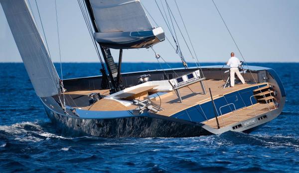 Die Esense, geniales Schiff mit hohem Schanzkleid
